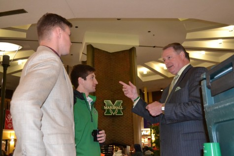 Warming up with SGA and Mayor Williams