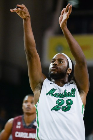 Herd loses fifth-straight in 72-51 loss to Monarchs