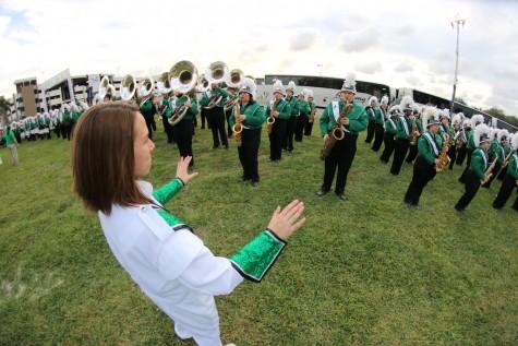 Marching Thunder seeks new members for fall semester