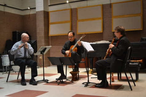 Marshall professors perform concert in honor of Mozart's birthday