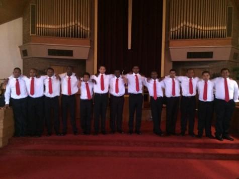 Local program prepares young men for success