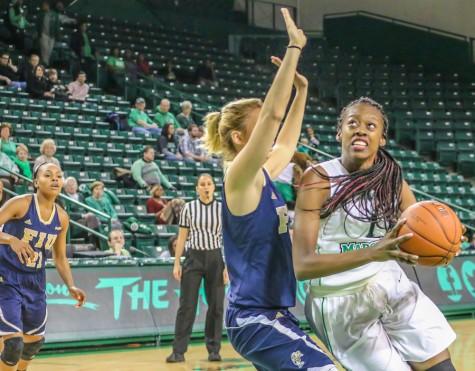 Herd women's basketball to open C-USA tournament