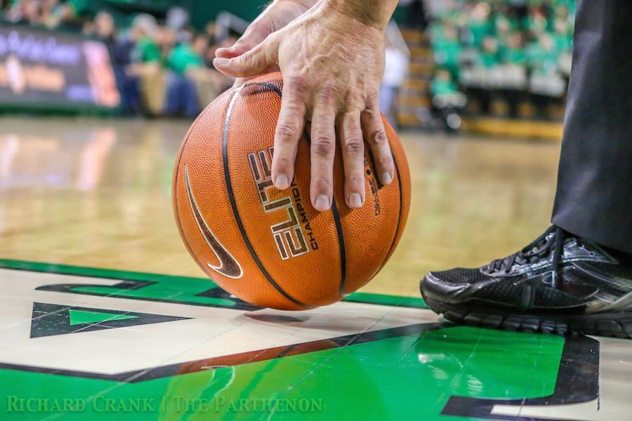 Marshall+University%27s+men%27s+basketball+team+broke+their+nine+game+losing+streak%2C+Saturday+at++the+Cam+Henderson+Center%2C+with+a+78-71+win+over+UTEP.+The+win+was+Marshall%27s+first+C-USA+game+of+the+season.