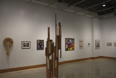 Fourth Annual National Juried Exhibition presents diverse collection