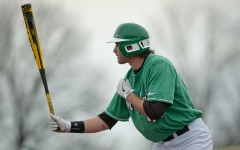 Herd baseball plays against Northern Kentucky University last season.