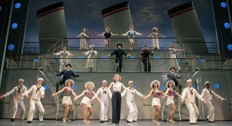 'Anything Goes' sails onto Keith Albee stage Monday