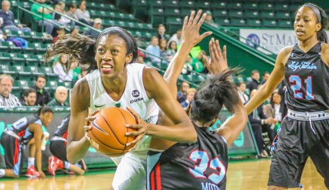 Herd loses 74-48, drops third straight