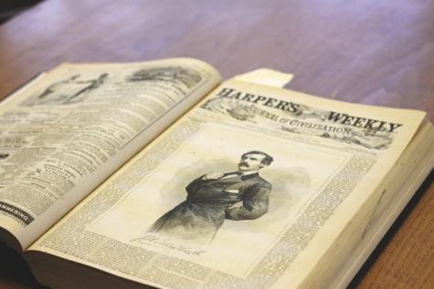 Morrow Library receives Civil War era documents