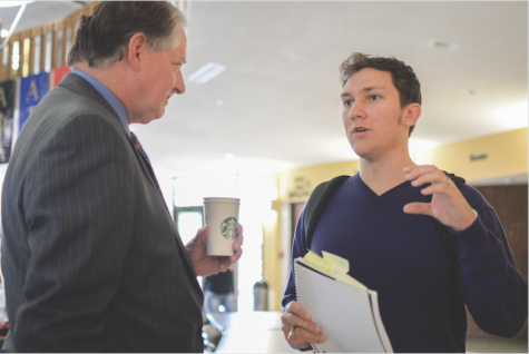 Coffee with the Mayor returns Thursday
