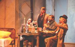 'La Bohème' silences the Keith Albee