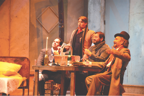 'La Bohème' silences the Keith Albee