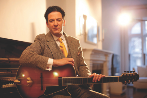 John Pizzarelli to bring his talent to Huntington stage