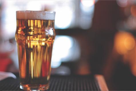 Lawyer talks craft brew legislation at Black Sheep