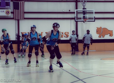 Roller derby rolls into the Jewel City