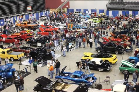 World of Wheels spins into Huntington