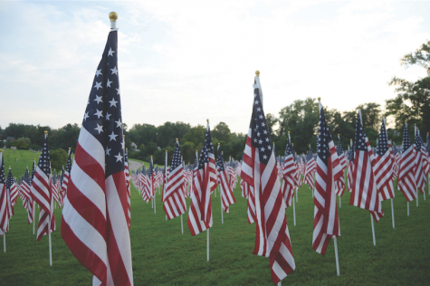 Huntington residents join in remembrance for 9/11 victims during Spring Hill ceremony