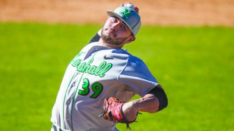 Herd baseball to take on Old Dominion