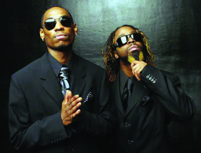 The Ying Yang Twins will perform April 25 at FEST, an outdoor concert at Ritter Park Amphitheater in Huntington, WV.