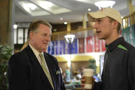 Coffee with the Mayor returns for fall semester