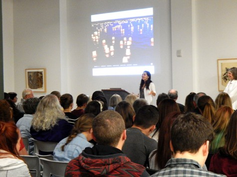 Naomi Natale leads 6th Annual DaVinci Lecture Series