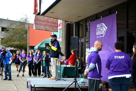Walk to End Alzheimer's comes to Huntington