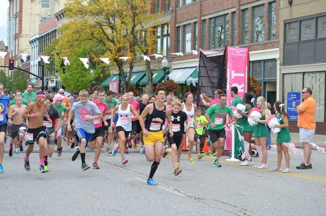 St. Mary's Annual PATH to the Cure 5K