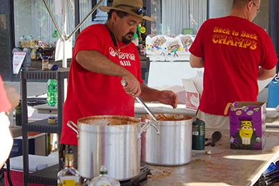 ChiliFest heats up Huntington