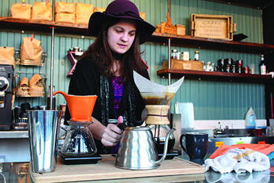 Bittersweet Coffeehouse brings more than just coffee to Huntington