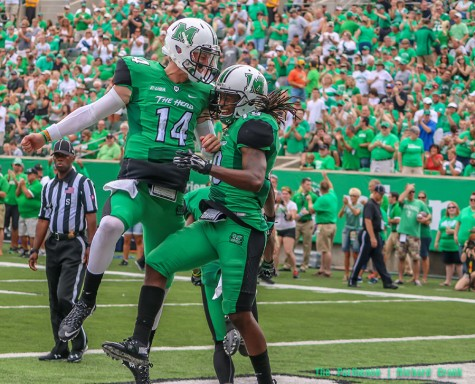 Marshall downs Kent State, ready for conference play