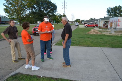 Walk with the Mayor addresses citizens' concerns in Westmoreland Tuesday