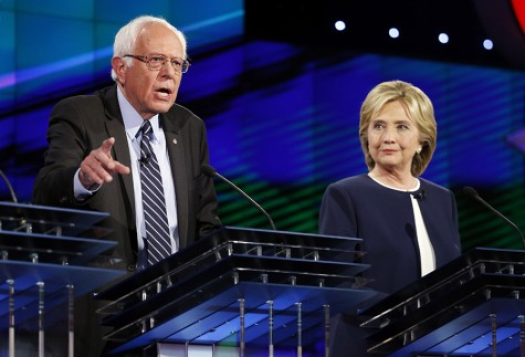 #DemDebate turned Sanders v. Clinton