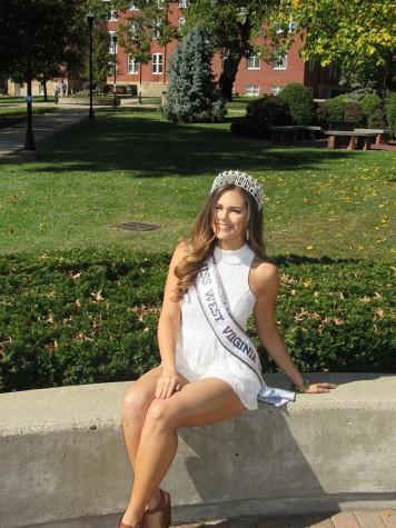 Marshall student crowned Miss West Virginia USA