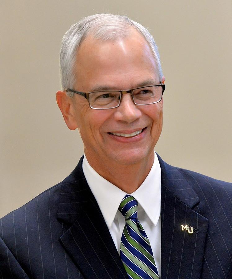 Gilbert+named+37th+university+president