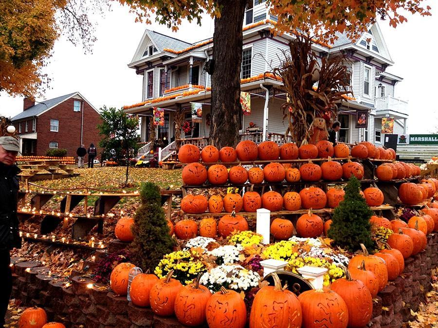 Thundering Nerds Kenova Pumpkin House Numerical