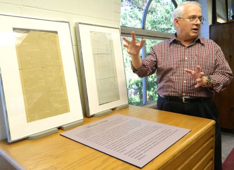 Confederate history lives on in Morrow Library