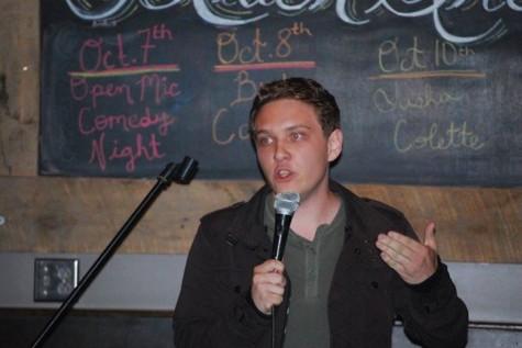 Inside the Huntington Comedy Scene