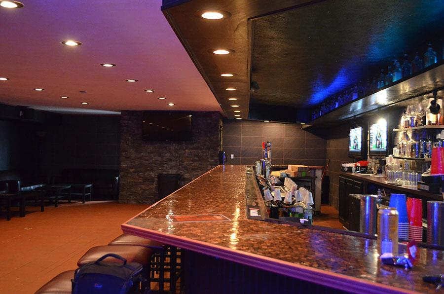 The new Jake's Sports Bar offers a larger lounge area, larger patio area and live music.