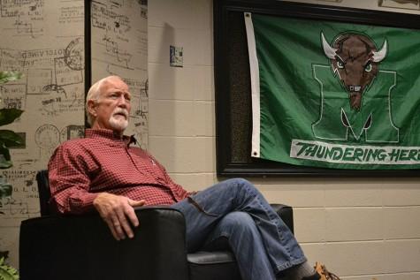 Dawson, staple of Marshall's football program