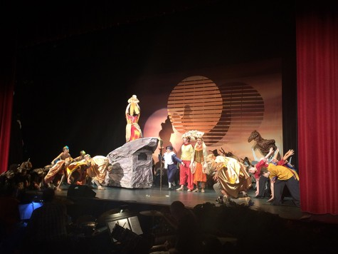 """Children's theater company first to bring """"Lion King Jr."""" to a W.Va. stage"""