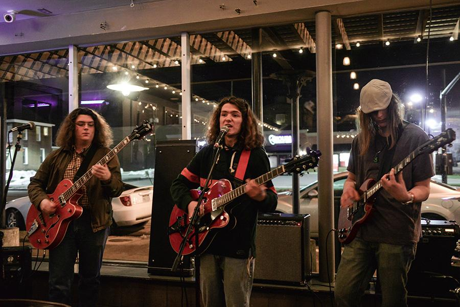 Local band Of The Dell performs on Thursday, Jan. 28 at Black Sheep Burritos and Brews.