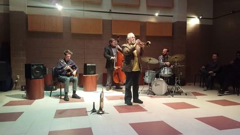 Trumpeter Pat Harbison joins final Jomie Jazz Guest Artist Series