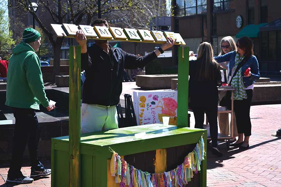 Lemonade Day helps children build their businesses from the ground up.