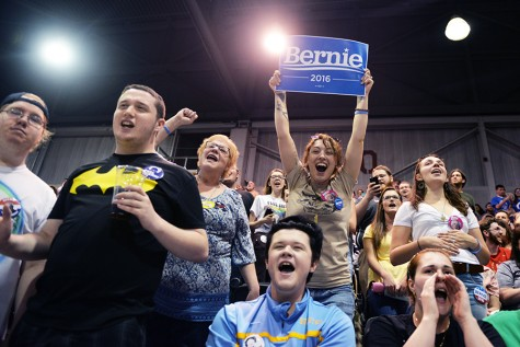 BERNIE'S BEATS:  Best songs of the Sanders' campaign rally playlist