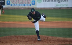 Thundering Herd baseball split double-header with UTSA