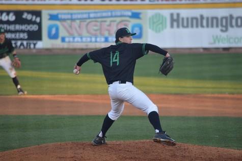 Marshall baseball heads south for three-game series against UTSA