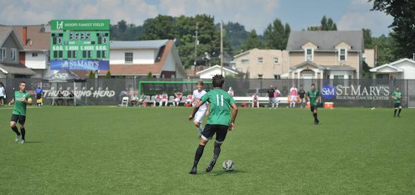 MU Soccer game taking place August 28, 2016 versus Detroit.