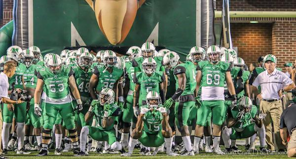 Marshall football hits road for first time in 2016