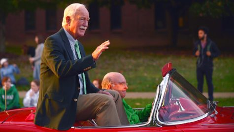 Dawson returns as Herd's Grand Marshal