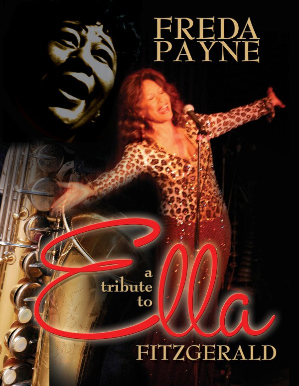 Freda Payne to pay tribute to Ella Fitzgerald at Marshall University