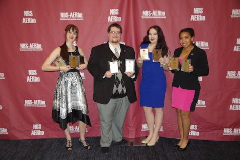 WMUL racks up 10 awards at NBS Conference in New York